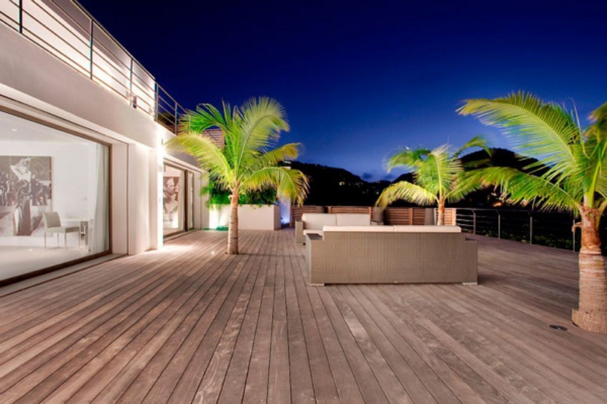 Location Villa  9 pièces - 600m² Saint Barthelem Saint Barthelemy
