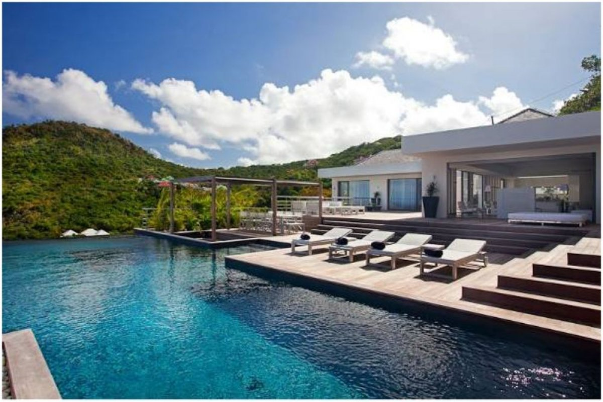 Location Villa  9 pièces - 700m² Saint Barthelem Saint Barthelemy