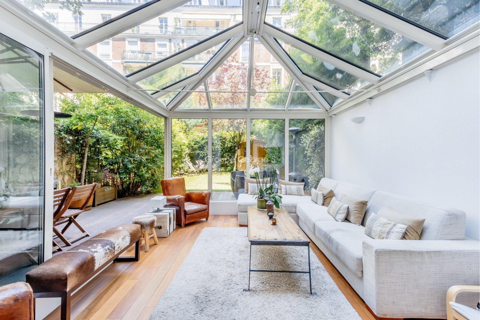 Vente 75016 Paris Ranelagh, Passy Appartement 90,14 m² + 92 ...